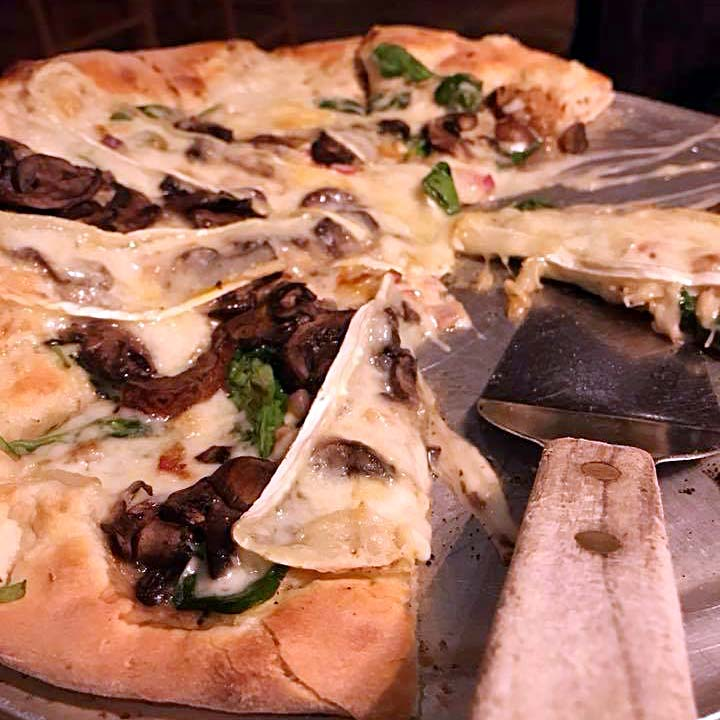 Best brick-oven fired pizza in Sedona