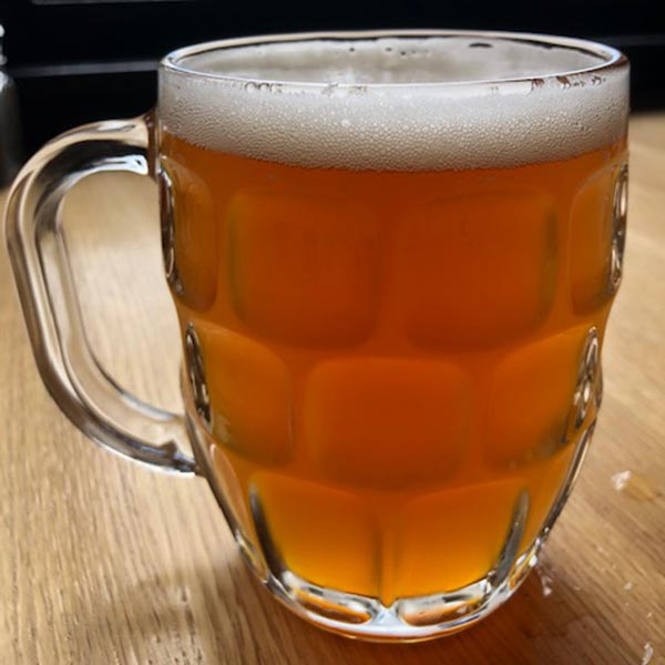 Oak Creek Brewery - Best Restaurant and Grill in Sedona. Here is our seasonal brew.